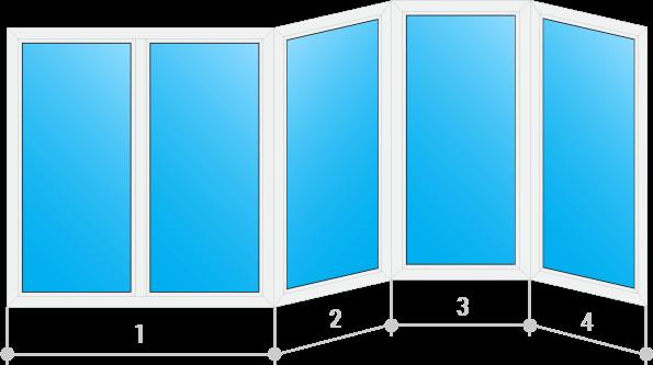 Калькулятор балконов 8